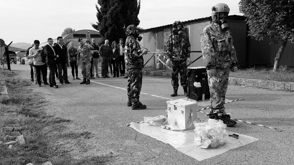 Joint Activity in Rieti